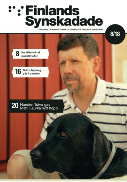 Matti Laurila och ledarhunden Toivo